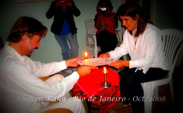 Certificado Ana e Arjava 2008