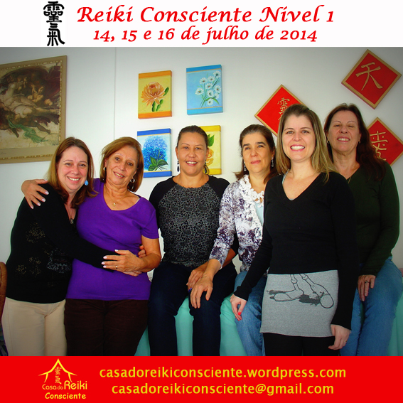 Turma Reiki Consciente Nivel 1 -jul2014-2