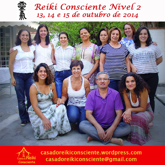 Turma Reiki Consciente Nivel 2 - out 2014_02